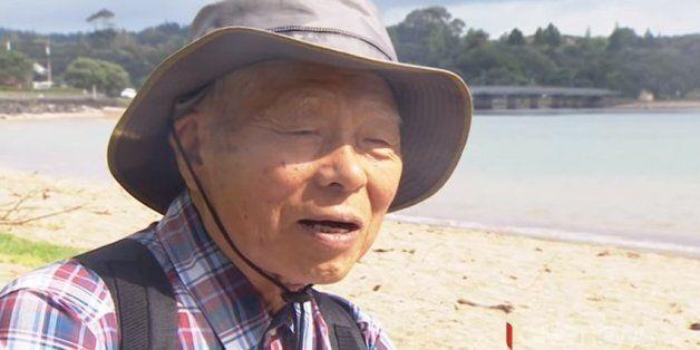 뉴질랜드 배낭여행을 떠난 80세