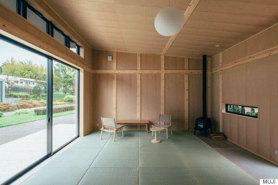 무인양품(MUJI)이 공개한 조립식 주택