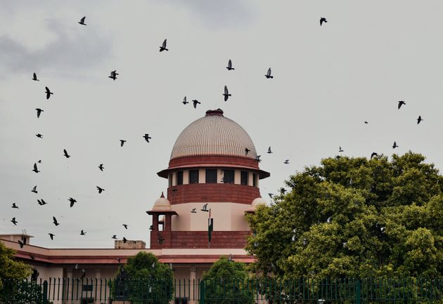 A view of the Supreme Court