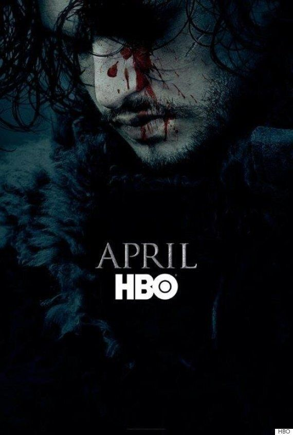 왕좌의 게임 다음 시즌 포스터는 존