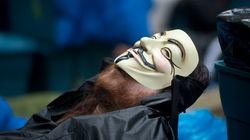 '선진국 복면시위 금지'의 진실