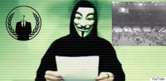 어나니머스, 수천 개의 IS 계정을 해킹하고 명단을