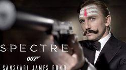'007스펙터' 키스신 삭제에 대동단결한 인도