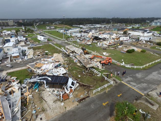Après l'ouragan Dorian, le bilan aux Bahamas monte à 30