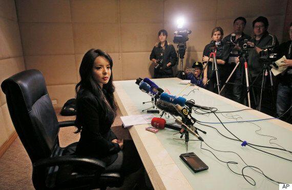 중국에 가려던 '미스 캐나다'가 홍콩에서 발걸음을 돌린