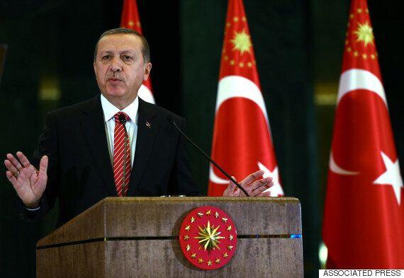 러시아 vs 터키가 서로 싸우면서 IS를 걸고 넘어지는