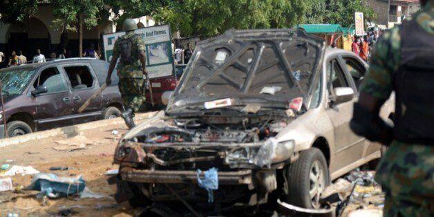 나이지리아 시장서 자폭테러로 32명