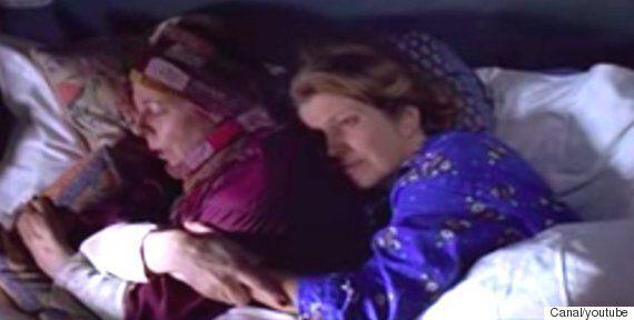 영화 '러브 액츄얼리'에는 원래 레즈비언 커플의 에피소드가