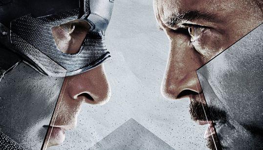 '캡틴 아메리카: 시빌 워' 첫 트레일러