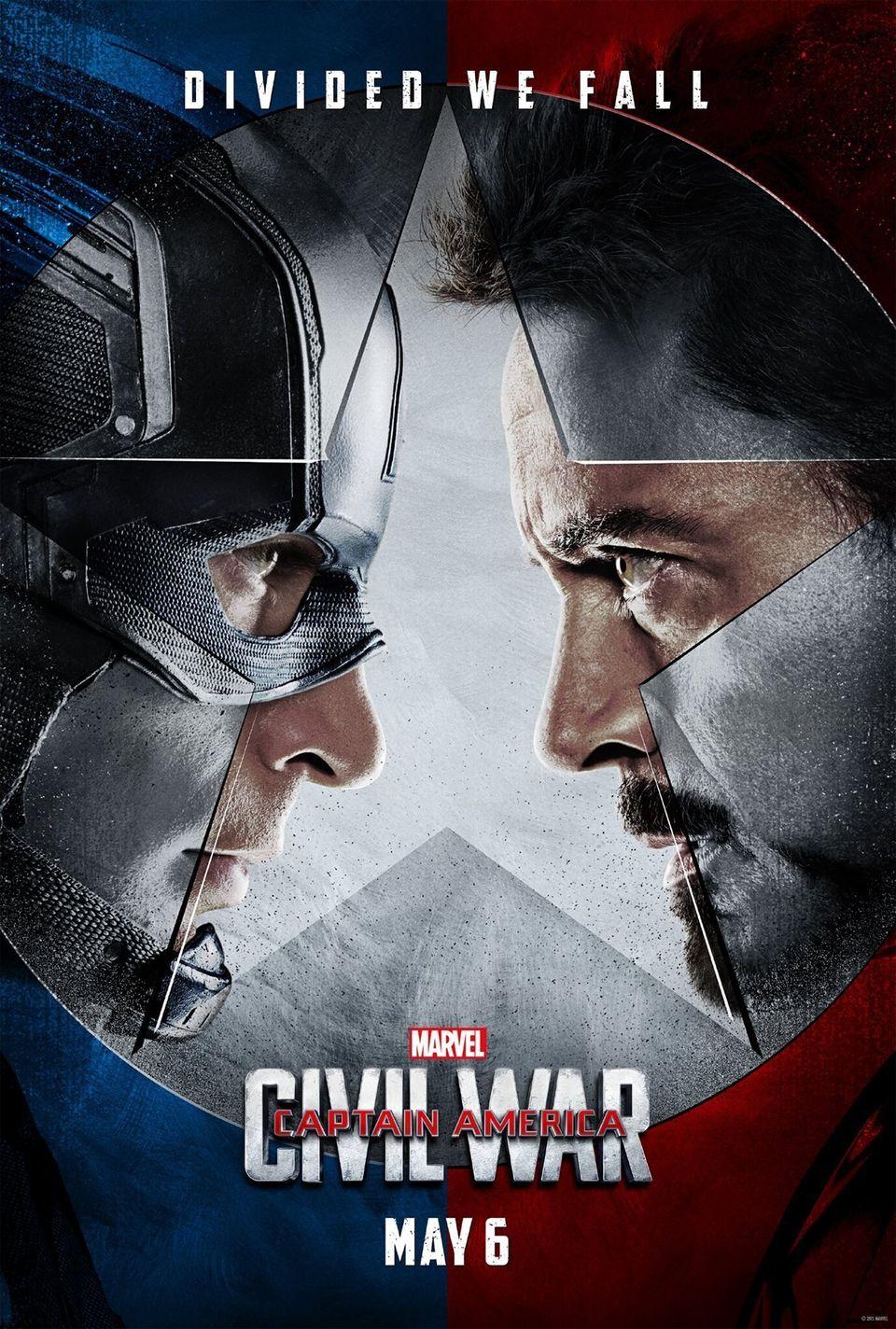 '캡틴 아메리카: 시빌 워' 첫 트레일러가