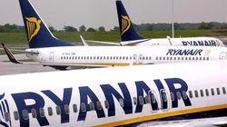 Los tripulantes de cabina de Ryanair inician su tercera jornada de