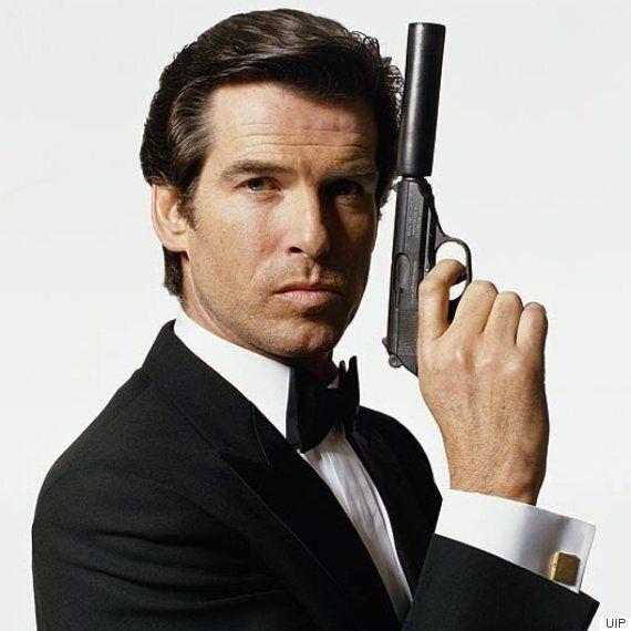 '007 스펙터'를 본 前 제임스 본드 피어스 브로스넌의