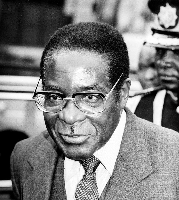 Robert Mugabe in
