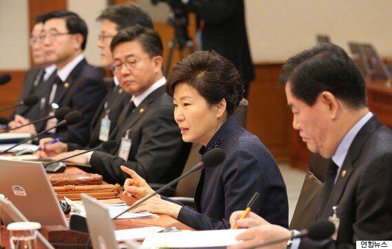 박근혜 대통령의 격노 :