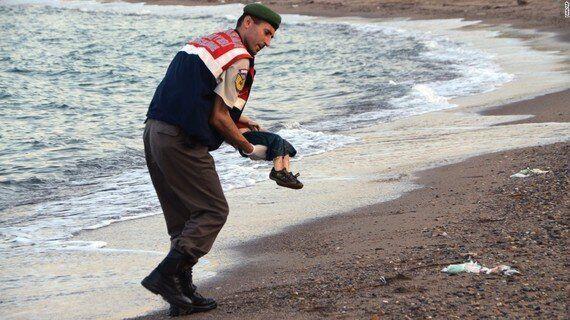 시리아 난민과 '분노의