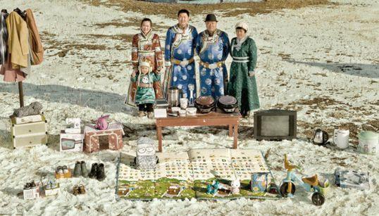 중국 온라인 쇼핑이 바꾼 12가족의
