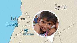 당신도 스마트폰으로 시리아 난민 아동을 도울 수