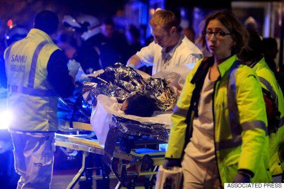 파리 테러 생존자 10명의 끔찍한