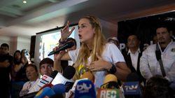 베네수엘라 야당 후보 유세중 총격