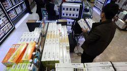 정부, 제주 내국인 면세점에서 '담배 판매 금지'