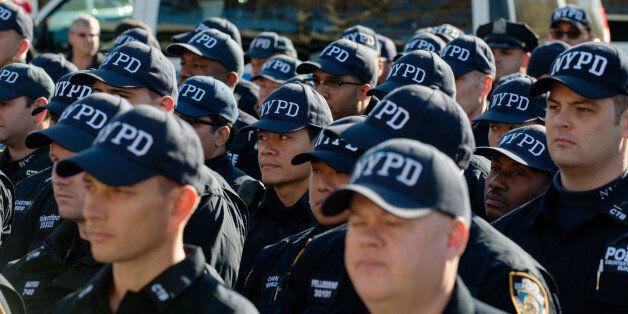 미국 초긴장 상태, 뉴욕 테러진압특수경찰 첫
