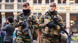 벨기에, 브뤼셀 테러경보를 최상으로
