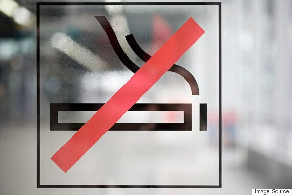 공공장소에서 누군가 담배 피우면 '금연벨'
