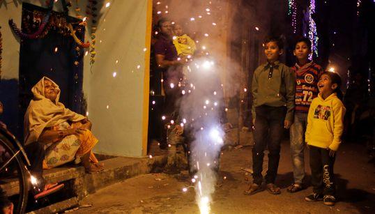 23장의 사진으로 보는 힌두교 축제