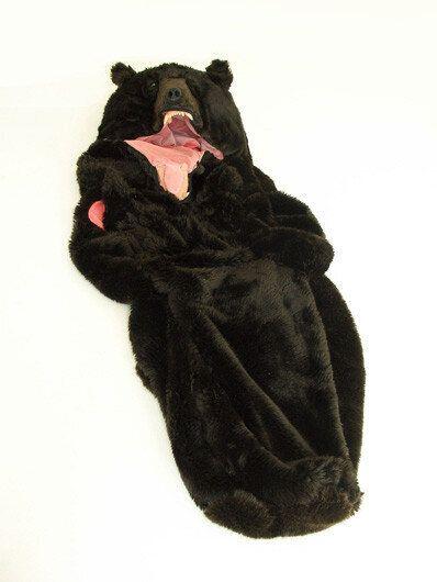 따뜻한 겨울을 위한 단 하나의 제품 '곰