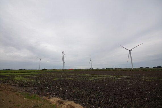 유기농업+풍력발전, 생태와 이익의