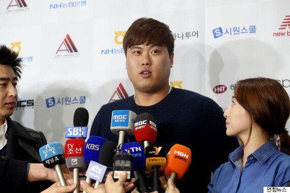 한국에 온 류현진과 나눈 일문일답,