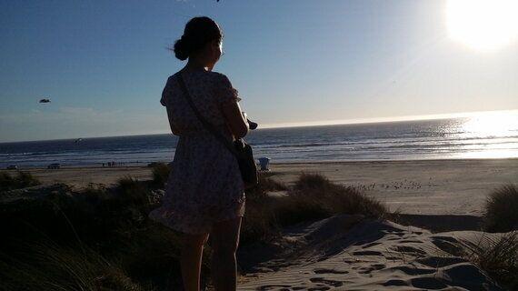 [18일간의 미국서부 일주 ⑪]총길이 23마일, 세계최장해변