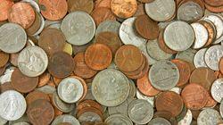 선거운동 벌금 억울하다며 동전 36만개로 납부한