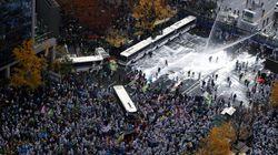 민중총궐기가 드러낸 야당과 시민사회의