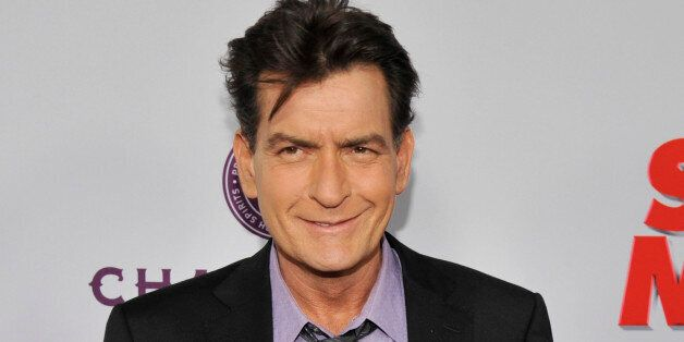 FILE - In this April 11, 2013 file photo, Charlie Sheen, a cast member