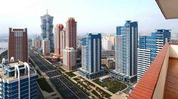 북한이 완공한 53층 아파트에 대한