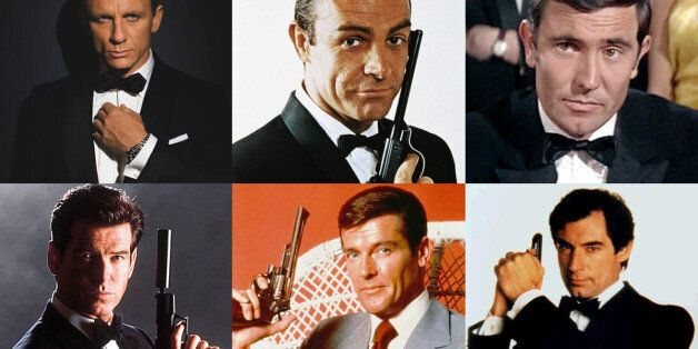 What is the best James Bond movie of all time? : Rank 24 episodes