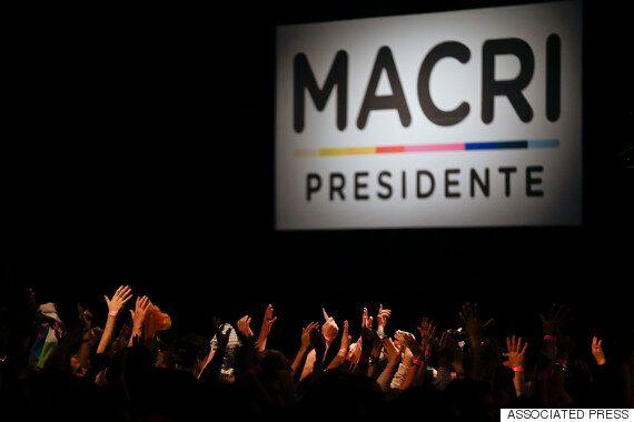 아르헨티나, 12년만에 우파 대통령