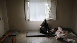 빠리의 난민: 시리아에서