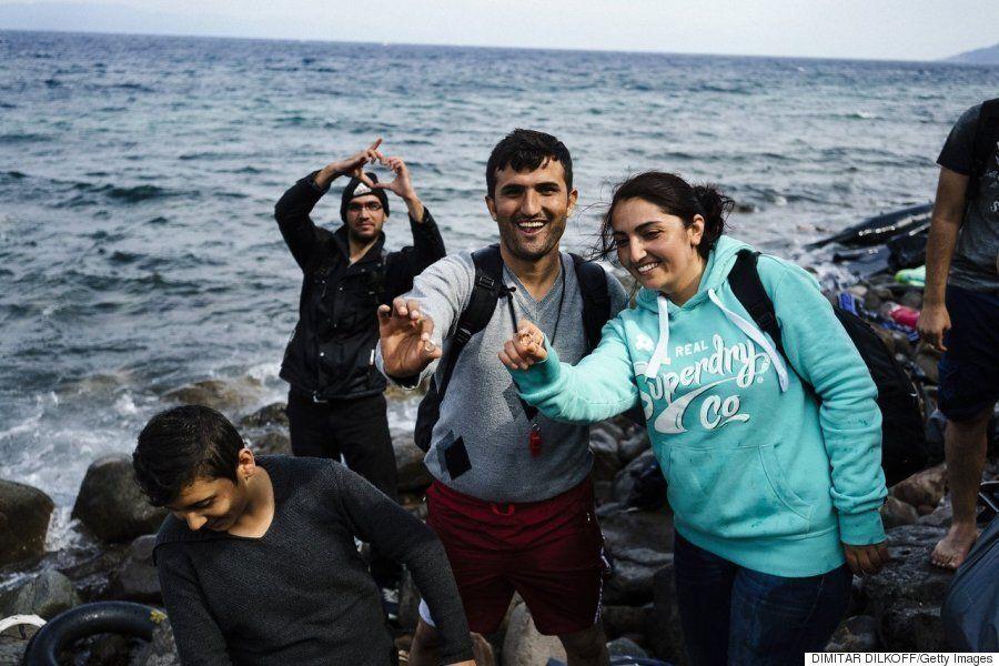 [화보] 이 사람들이 바로 '가까이 하면 위험하다'는 시리아