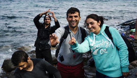 이 시리아인들이 'IS대원'일지도