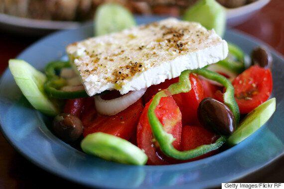 건강에 좋은 그리스식 식사법