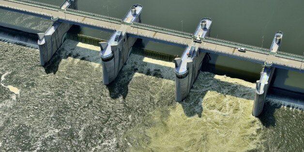 가뭄이 4대강사업의 면죄부가 될 수