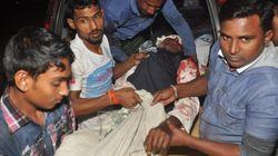 방글라데시 시아파 사원에 괴한