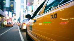 진짜 택시와 가짜 택시를 구별하는