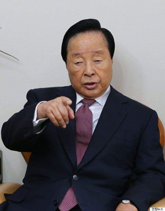 김영삼 전 대통령,
