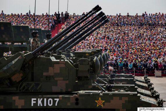 시진핑이 중국 군대를