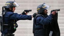 프랑스 테러 용의자 추격전 종료: 2명 사망, 7명