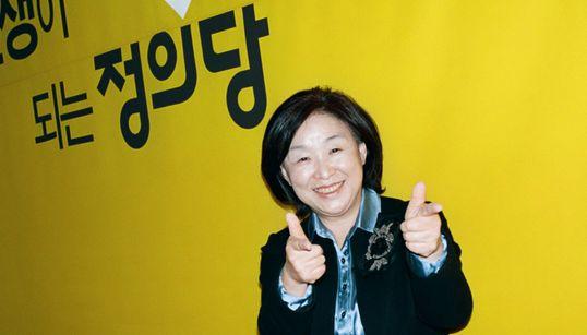[허핑턴포스트코리아 인터뷰] 심상정 정의당 대표