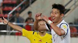 한국, 라오스 5-0